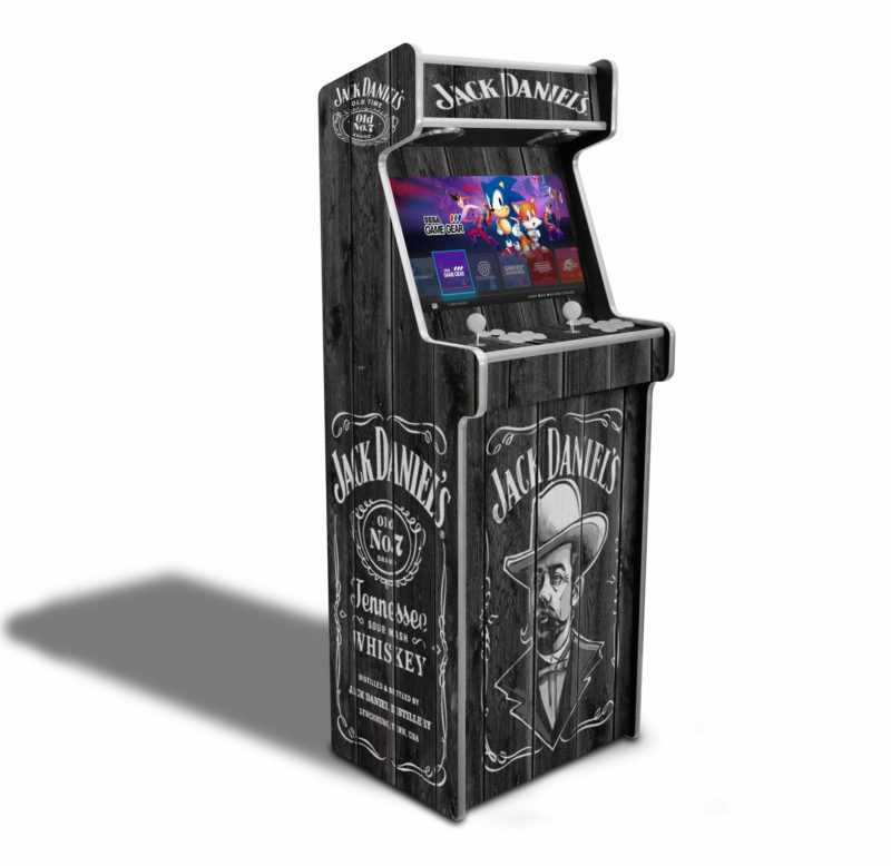 Borne d'arcade Jack Daniels
