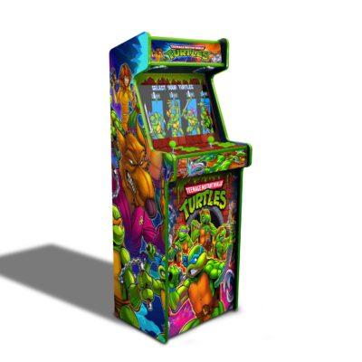 Borne d'arcade Ninja turtles