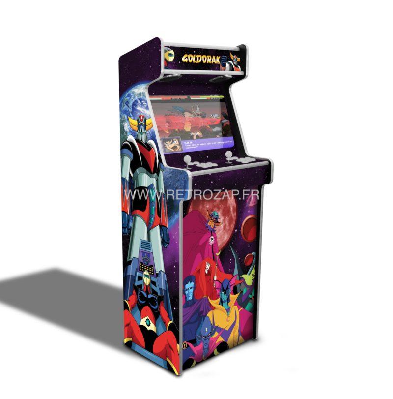 Borne d'arcade Goldorak