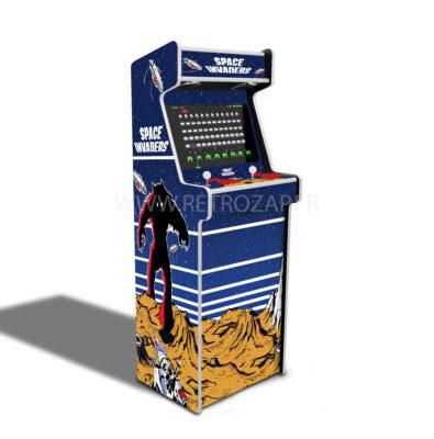 Borne d'arcade space invaders