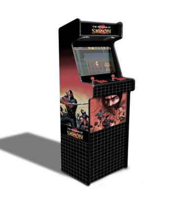 Borne d'arcade Shinobi